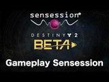 Destiny 2 Beta - 47' Gameplay Sensession Historia (no comentado)