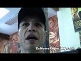 Michael Katsidis Boxing In Hollywood Is All Busines