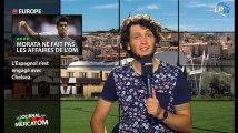 #MercatOM : Pourquoi le transfert de Morata ne fait pas les affaires de l'OM
