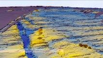 MH370: les recherches dévoilent les profondeurs marines