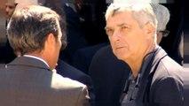 Villar declara ante el juez por malversación de fondos de la Federación de Fútbol