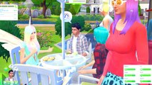 Pool Party - Fairy Fantasy FairyTale SIMS 4 Game Lets Play Dating Video Series Part 7