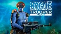 Rogue Trooper: Redux - Official Graphics Comparison Trailer (2017)