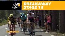54 coureurs dans l'échappée / 54 riders in the breakaway group - Étape 18 / Stage 18 - Tour de France 2017