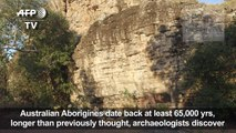 Aborigines in Australia longer than previously thought