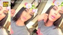 Kim Kardashian Shuts Down Cocaine Consumption Accusations _ Hollywood Buzz