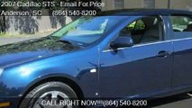 2007 Cadillac STS SDN for sale in Anderson, SC 29624 at Auto