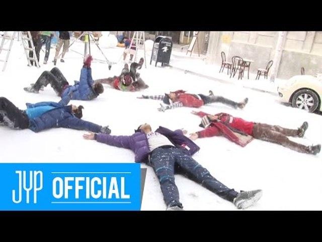 [Real 2PM] NEPA CF Making Film Part 2