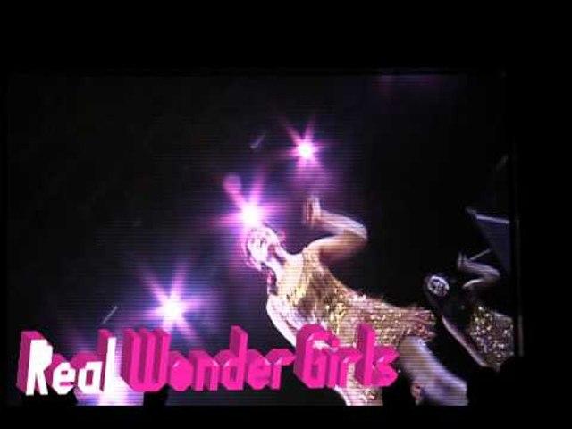 [Real WG] Wonder Girls - Preparation for Viva Las Vegas' Performance