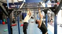 Ninja Warrior : Clément et Nicolas, deux des finalistes à l'entraînement
