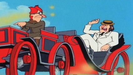 Il était une fois... l'Homme - Course Automobile