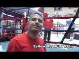 Garcia: Argenis Mendez On Berto vs Ortiz Undercard