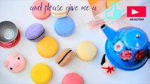 Kawaii Felting: Macaron Needle Felting Tutorial