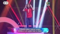 Fernando Armas y la Chola Chabuca se sueltan trapitos 02