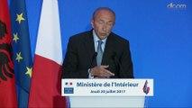 Enjeux de l'immigration irrégulière albanaise en France et coopération bilatérale en matière de sécurité