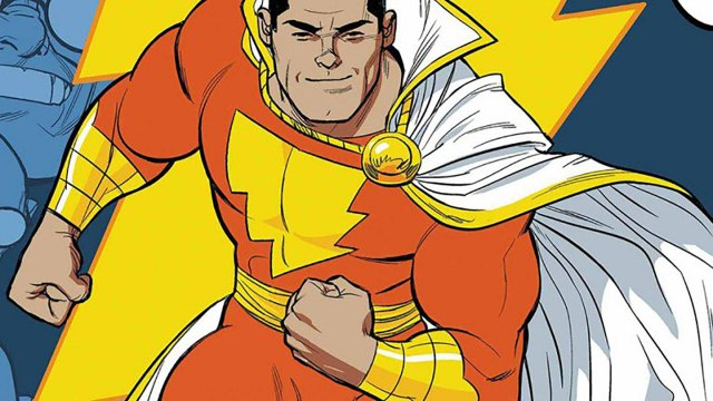 David Sandberg to Bring DC's 'Shazam!' to Life | THR News