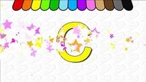 Enfants Apprendre Enseigner les caractères anglais pour les enfants Jeux pour enfants enseigner aux enfants de 3 ans abc