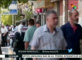 El pueblo sirio rechaza las nuevas sanciones impuestas por la UE