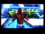 WWE SmackDown vs Raw 2011 Shad custom face entrance (W/Maryses titantron and theme)