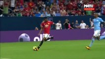 Marcus RashfordGoals HD 2-0 - Manchester United vs Manchester City July 21 2017