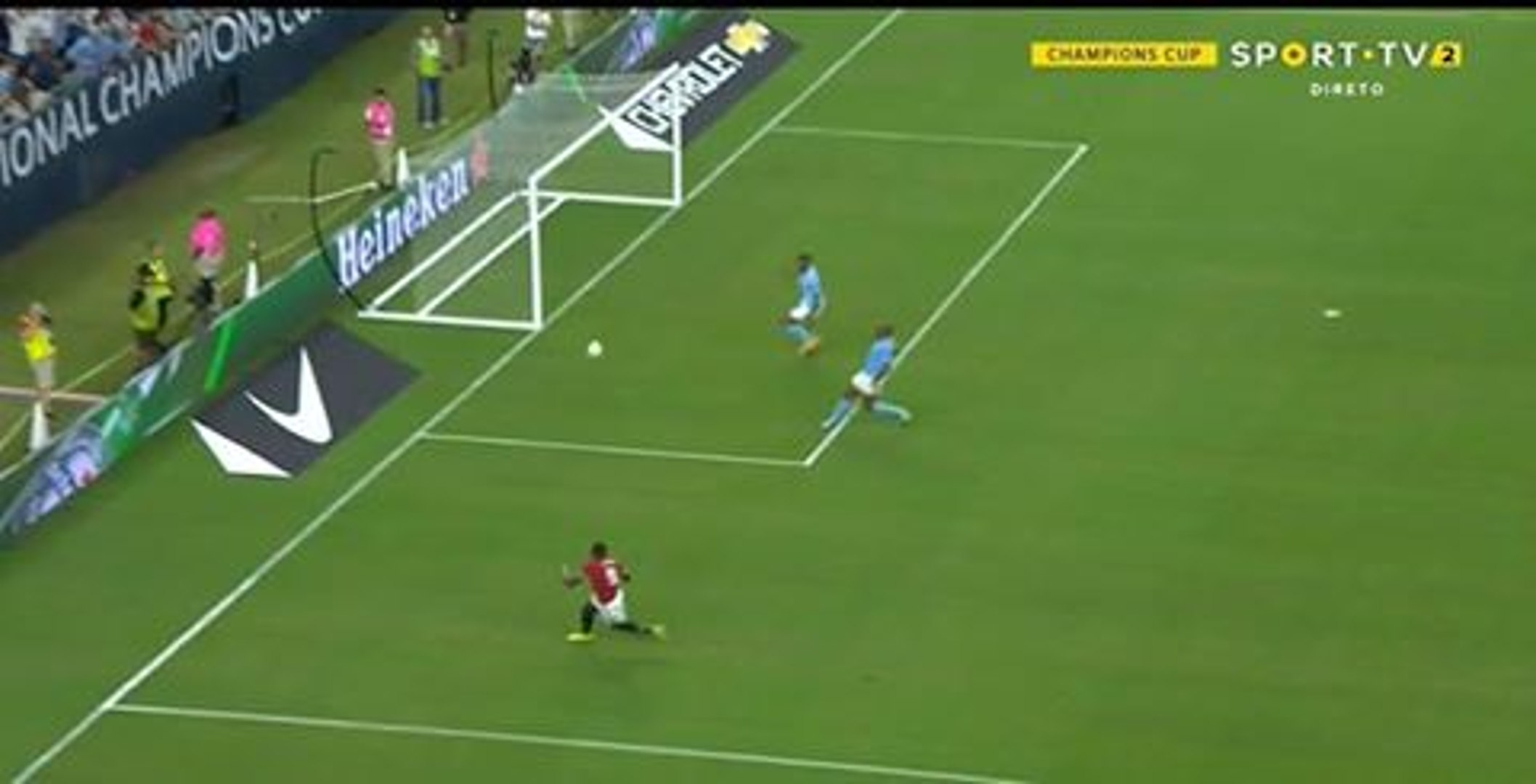 Manchester United vs Manchester City 2-0 Goals & Highlights - INTERNATIONAL CHAMPIONS CUP 21-7-2