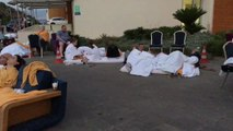 Tourists Camp Outside Hotels After Quake Rattles Bodrum