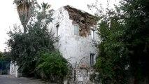 Ege Denizi'ndeki Deprem - Hasar Gören Tekne ve Araçlar