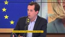 """Nicolas Bay : """"un changement de nom du FN irait avec notre changement de dimension électorale"""""""