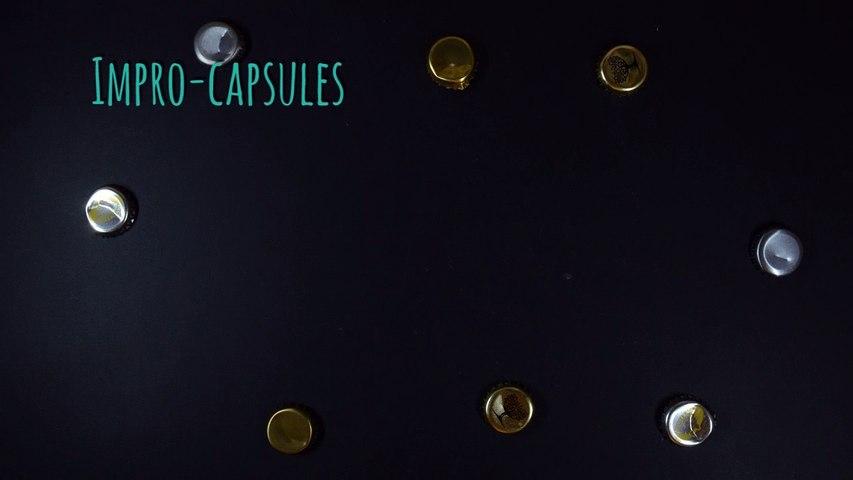 Impro-capsules