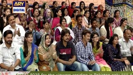 Good Morning Pakistan - Guest: Furqan Qureshi and Sabrina Naqvi - 21st July 2017 - ARY Digital Show