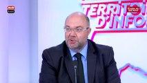 """Stéphane Travert : des Etats généraux de l'alimentation pour """"réunir autour d'une même table producteurs, distributeurs et transformateurs, mais aussi consommateurs"""""""