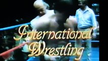 Wrestling in Montreal: Lutte Internationales History
