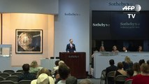 Le sachet à échantillons lunaires de Neil Armstrong vendu $1,8M