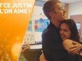 Justin Bieber au chevet d'enfants malades