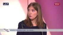 Aurore Bergé fustige « la réserve parlementaire, un instrument politique qui permet d'avoir une influence »