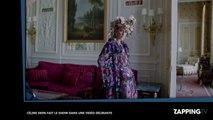 Céline Dion : Sa vidéo totalement WTF pour Vogue dans les rues de Paris