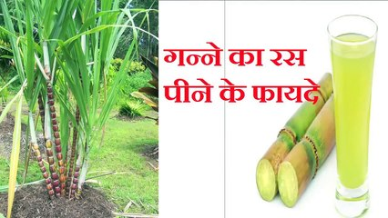 Benefits of Sugarcane Juice for Weight Loss