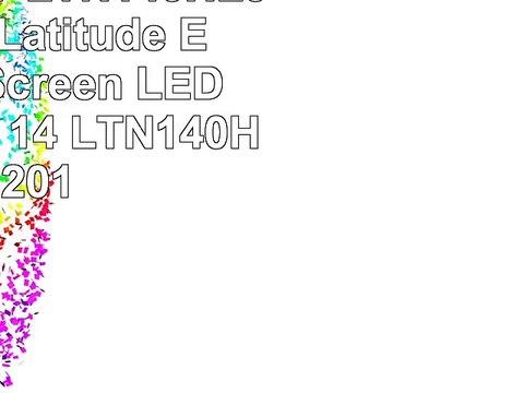 """DELL LATITUDE E6510 LTN156KT01 LAPTOP LED LCD Screen 15.6/"""" WXGA+ Bottom Left"""