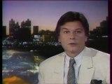 Antenne 2 - 19 Août 1989 - Teaser, début JT Nuit (Thierry Calmettes)