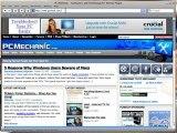 Review: Apple Safari Beta 3 Web Browser