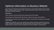 Trusted Business Reviews - 7 Great Success Tips for Small Business SEO