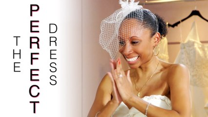 Tangara's Flashy Wedding Gown - The Perfect Dress