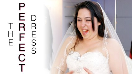 Is The Bride Bling Enough? - The Prefect Dress