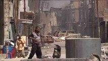 """Sobrevivir a los """"perros"""" del Estado Islámico y vivir para contarlo"""