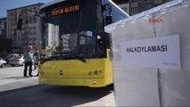Sivas'ta Halk Otobüsü Için Halk Oylaması