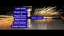 Ekol Lazer Firması Lazer Kesim Örnekleri