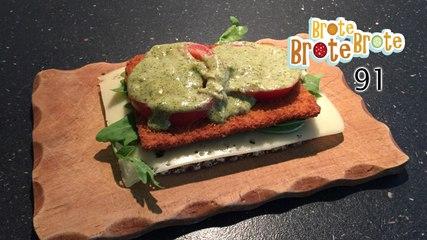 Schnitzel-Pesto-Brot - Folge 91