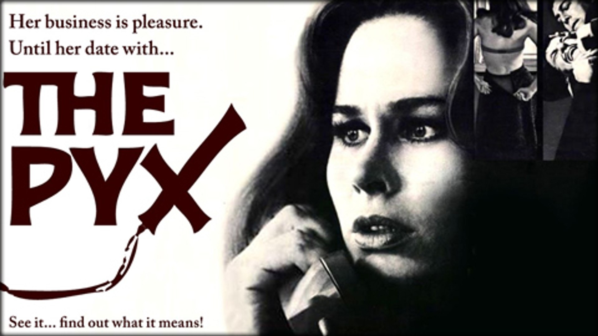 The Pyx (1973) - Karen Black, Christopher Plummer, Donald Pilon - Feature (Horror, Thriller, Crime)