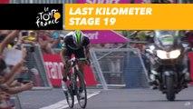 Flamme rouge - Étape 19 / Stage 19 - Tour de France 2017
