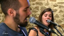 Musique: Rencontre avec le duo du groupe Les rêveurs de lune